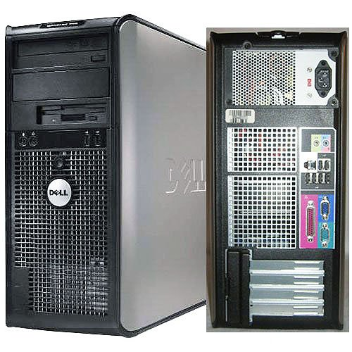 komputer dell optiplex gx380 tower cpu branded murah ubermacomputer
