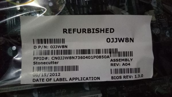 motherboard ori refurbished Dell vostro 220 murah bekas