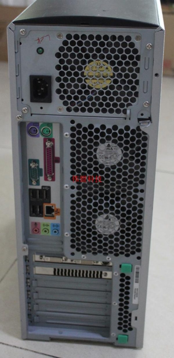 cpu hp server 6400 workstation xeon UbermaComputer cpu branded