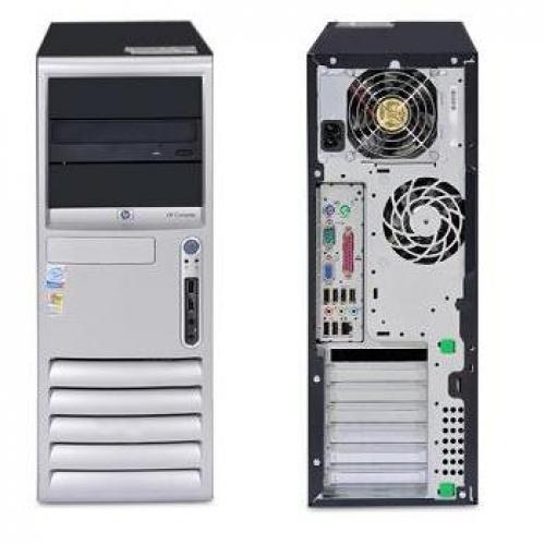 dc7600 Tower pentium D UbermaComputer pc bekas