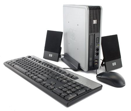 hp compaq dc7900 full set ubermacomputer cpu second