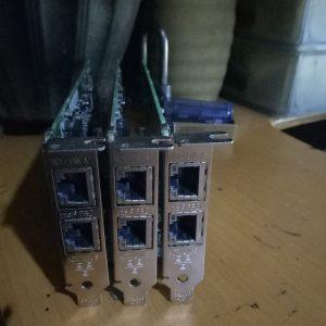 Lan card Gigabit 10/100/1000 Intel Pro 1000 MT Dual Port