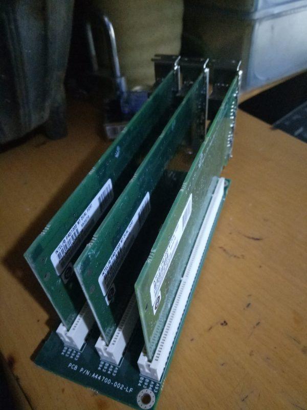 Lan card 10/100/1000 Gigabit Intel Pro 1000 MT Dual Port