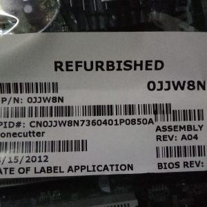 motherboard ori refurbished Dell vostro 220 murah bekas